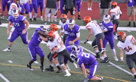 Football: Central Kitsap wears down pesky North Thurston for League Win