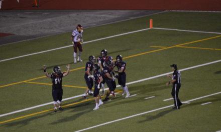 Football: Black Hills stuns Capital on last literal second to win!