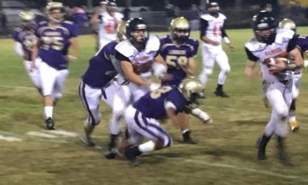 Football: Rainier cruises over Loggers in Central 2B contest