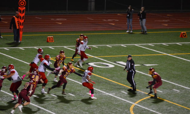 Football: Yelm's big plays doom Cougars and propels Tornado's to the Play-offs
