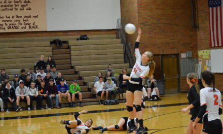 Volleyball: Centralia stuns Black Hills 3-1
