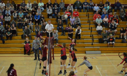 Volleyball: Black Hills clinches 2nd place with sweep of Bearcats