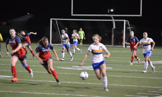 Cent College Soccer: Blazers battle to 1-1 draw with Red Devils