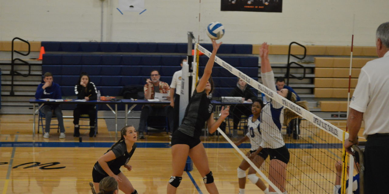 Centralia College Volleyball one step closer to ending 21-year play-off drought