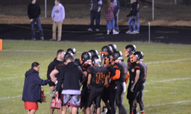 Football: Napavine rolls in Crossover send message they're ready to defend their State Title
