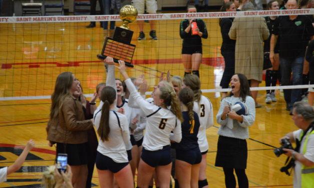 State 2A Volleyball: Burlington-Edison Reigns Supreme Again!