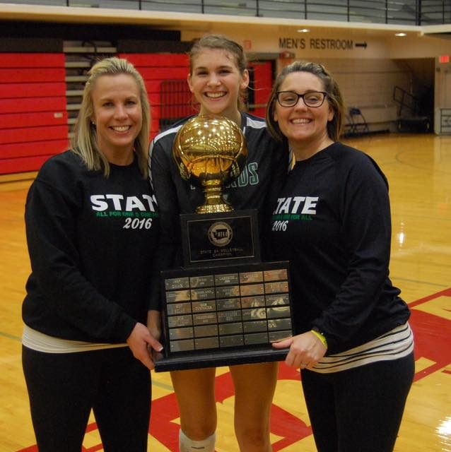 Another Otton steps down, Tana Otton says good-bye to her T-Birds Volleyball Team