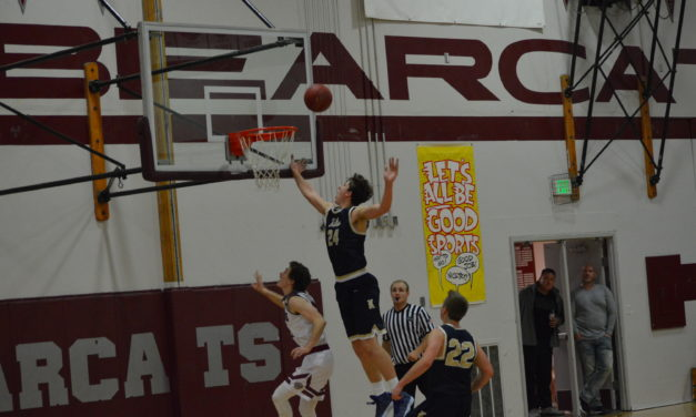 Boys Hoops: Kelso jumps on Bearcats in 1st half to cruise to 2nd win