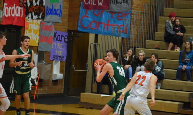 Boys Hoops: Roughriders prevail over Tigers as winning shot rolls off the rim