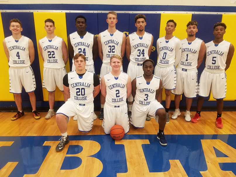 Centralia College Men's Basketball 2017-18 Pre-View