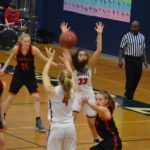 Girls Hoops: Wolves big early lead too much for the Tigers