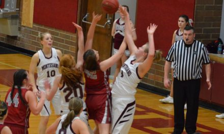 Girls Hoops: After round 1 of EVCO 1A Montesano is the team to beat!