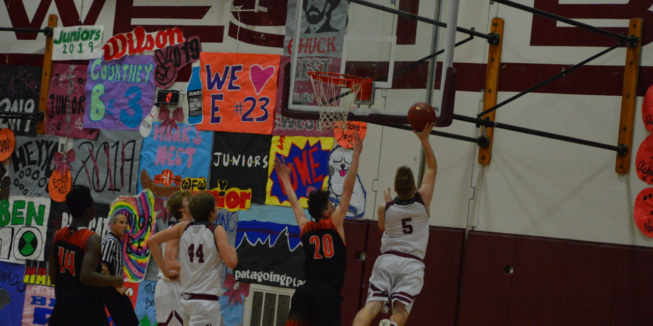 Boys Hoops: Bearcats get physical and handle crosstown rival Tigers