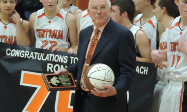 Legendary Centralia Coach Ron Brown set to be Honored on Saturday