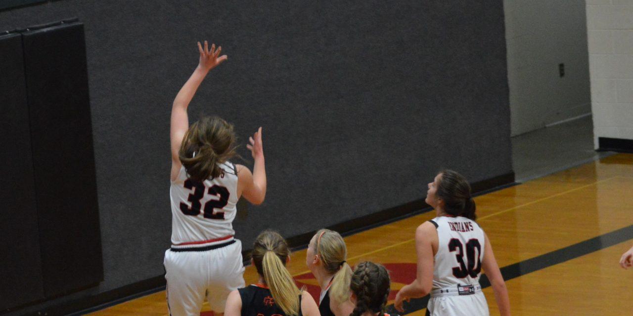 Dist 4 2B Girls District Basketball Tournament