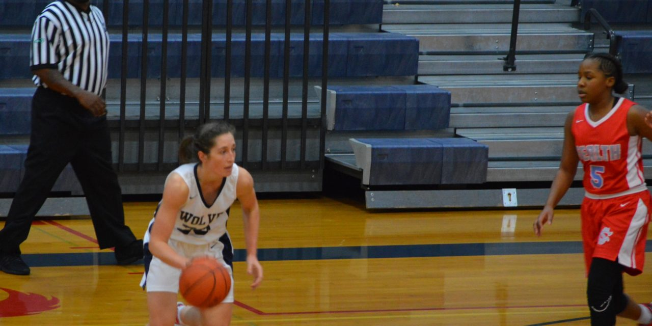 Centralia College Lady Blazer Basketball recruitment gets early prize!