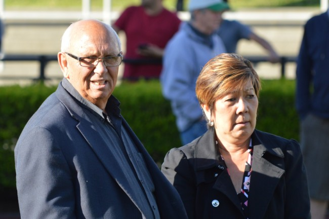 Emerald Downs Trainer Spotlight: Howard Belvoir from Red Eye Express to Barkley