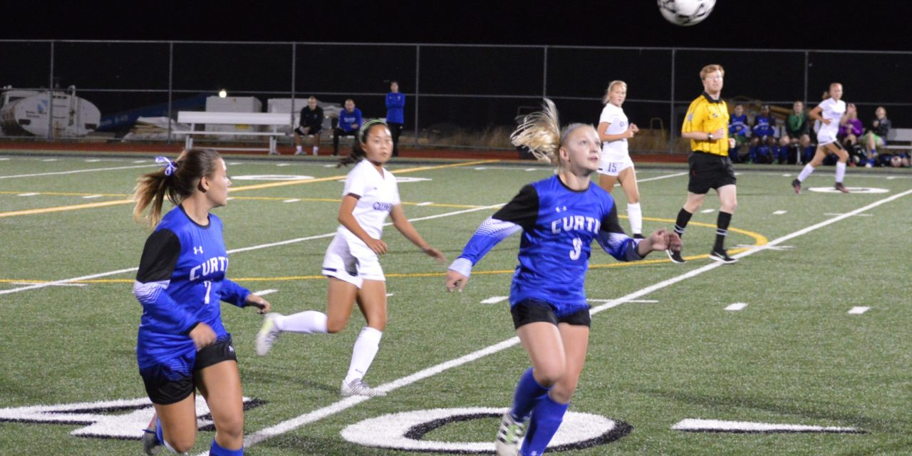 Girls Soccer: Big 2nd half for Curtis keeps the Viks unbeaten with 3-1 win over Bears