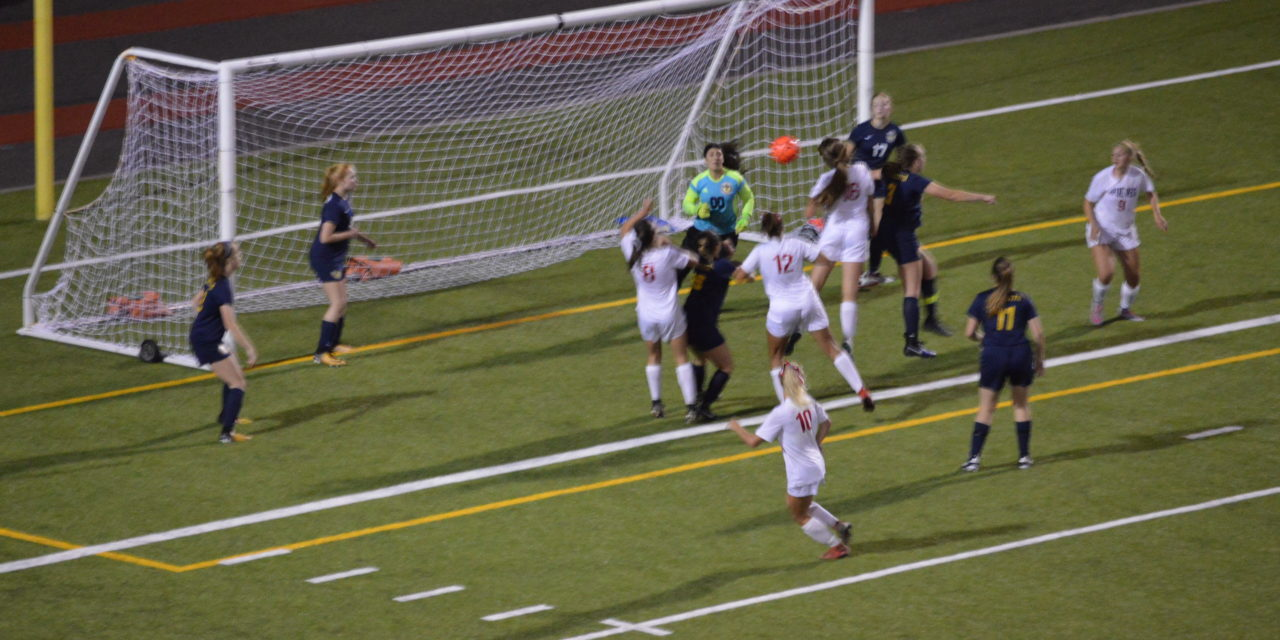 Girls Soccer: Black Hills sends a message to Evco 2A with 6-0 shut-out over Aberdeen