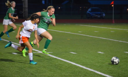 Girls Soccer: T-Birds 2nd half comeback nips Tigers
