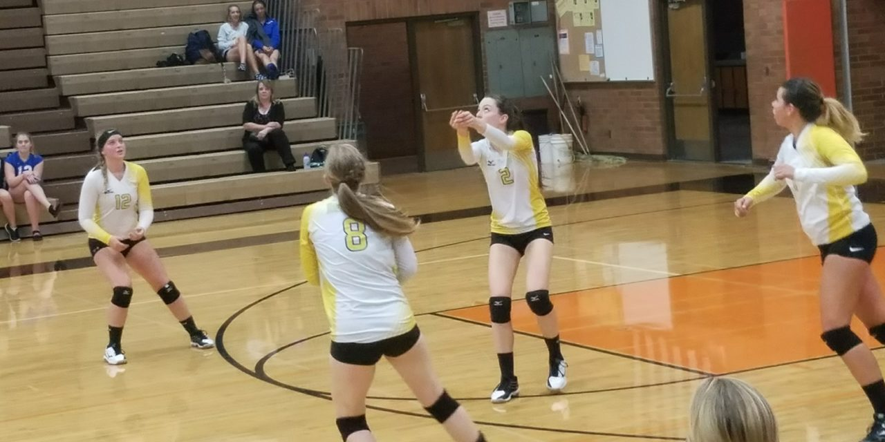 Volleyball: Centralia rolls in Evco 2A opener 3-0 over Rochester