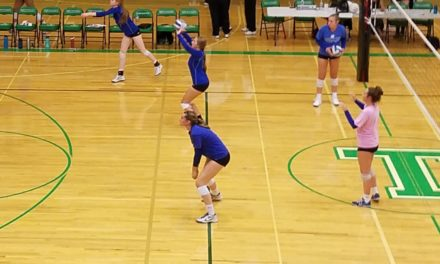 Volleyball: Curtis handles T-Birds for 1st time in 3 years