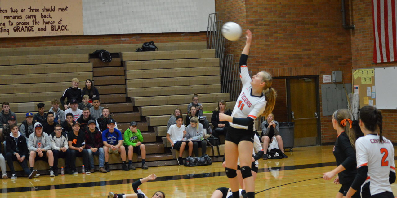 Volleyball: Centralia stuns Black Hills 3-1