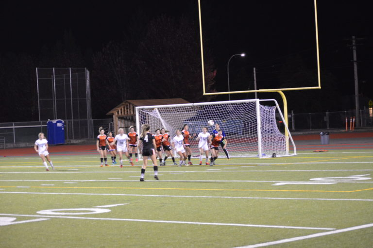 Soccer: T-Birds knock off Tigers trying to put stranglehold on 2nd place