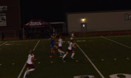 Soccer: Montesano turns back Eagles with big 2nd half