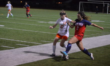 Girls Soccer: Big 2nd Half for Black Hills ices Tigers