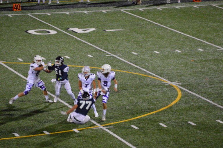 Football: Sumner wins Showdown with Olympia in critical SPSL 4A game
