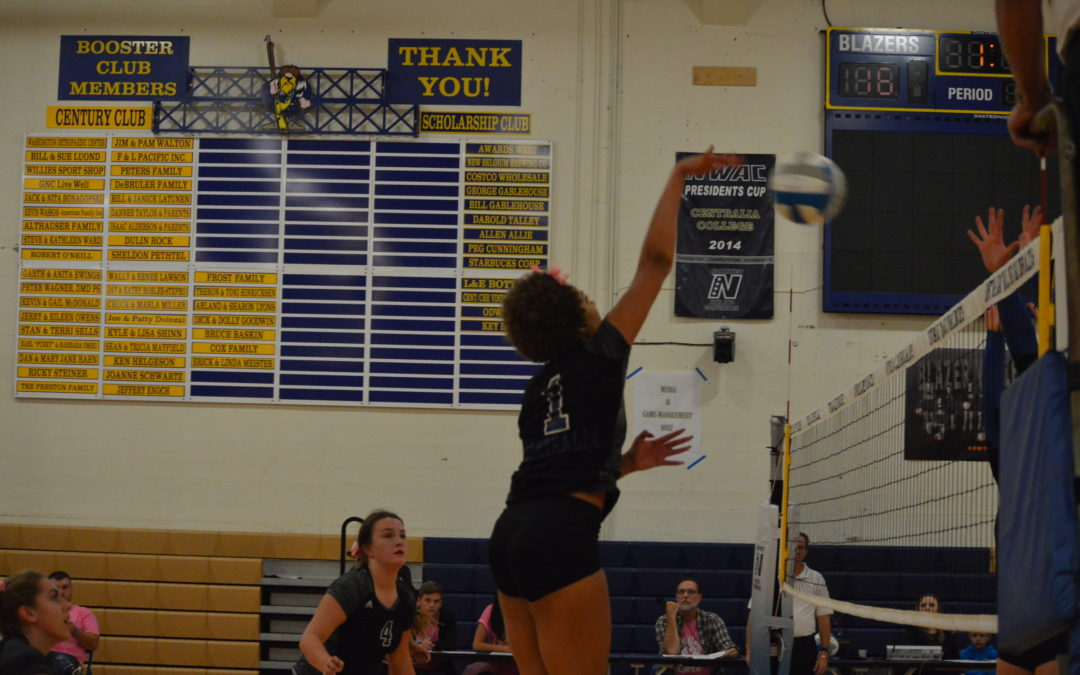 CC Volleyball: Blazers sweep Clippers for 3rd straight win