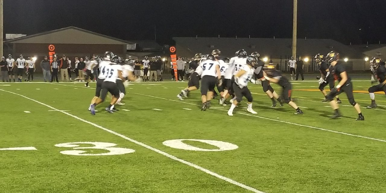 Football: Hawks fly high in undefeated showdown at Washougal