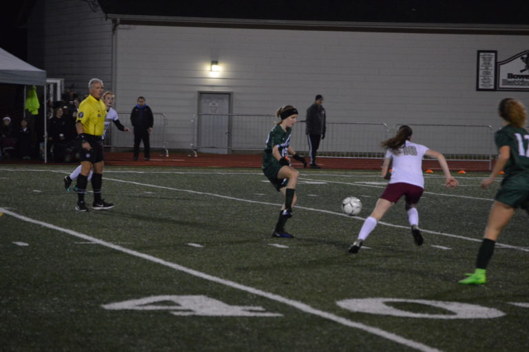 State 1A Girls Soccer: Defending Champs Overlake blank Montesano