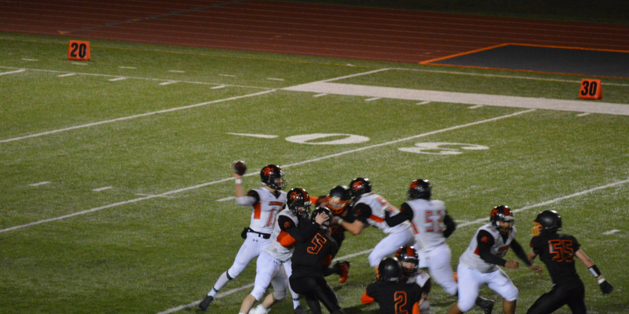 2B Football: Kalama ends Napavine's run in Championship Games