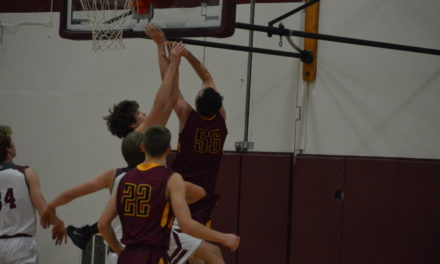 Boys Hoops: Cougars run past Bearcats in non-league tussle