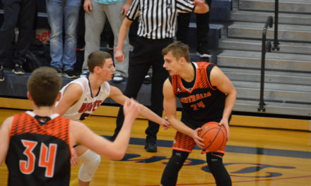Boys Hoops: Ben Janssan's 3-point bomb propels Tigers over scrappy Wolves