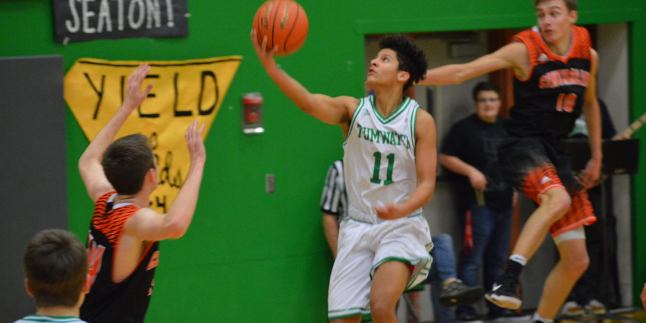 Boys Hoops EVCO 2A: T-Birds explode in 1st quarter and cruise to big win over Tigers