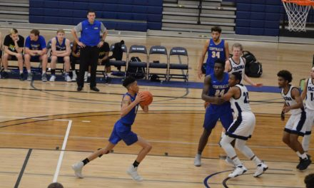 College Hoops: Blazers drop a pair of heartbreakers at TCC