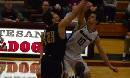 Hoops: Montesano sweeps Forks clinches postseason seeds