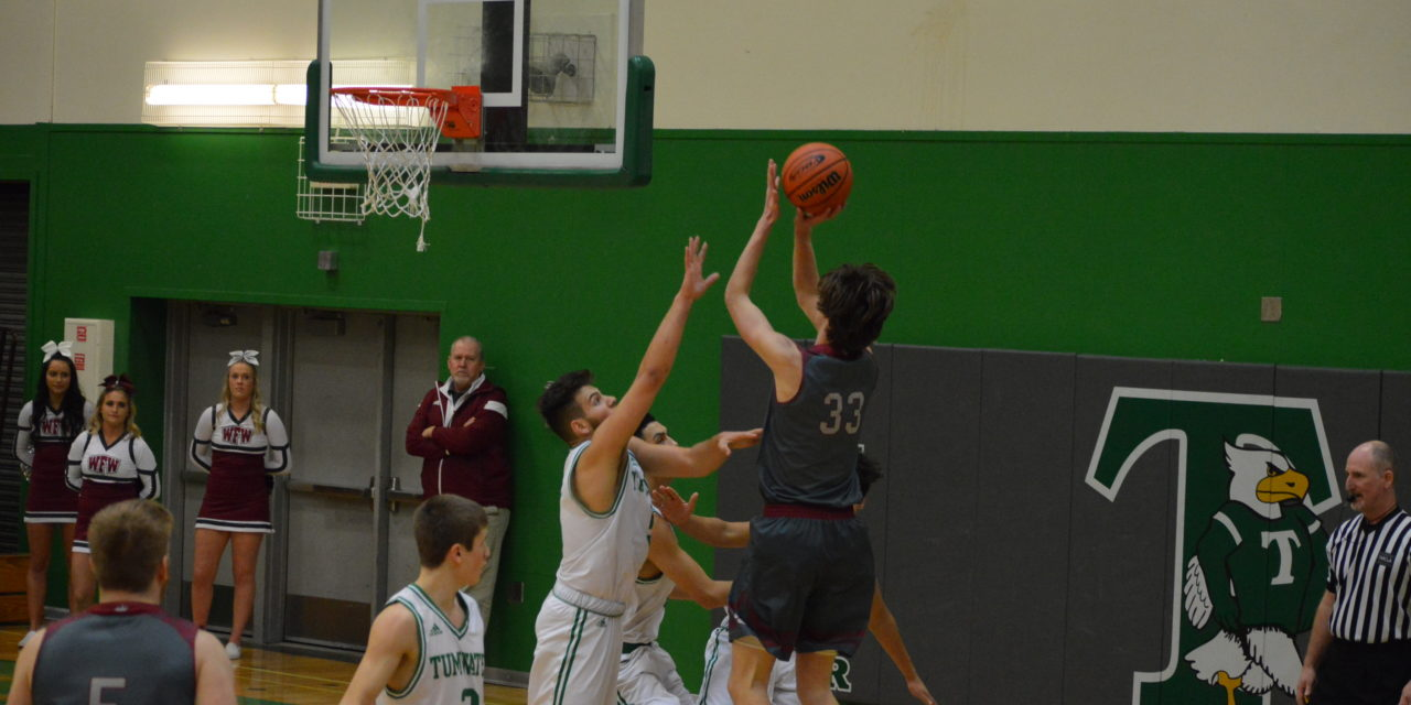 Boys Hoops: WF West clinches EVCO 2A Title with win over Tumwater