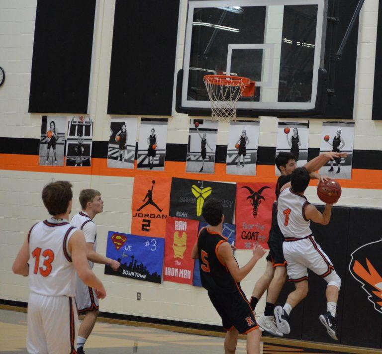 District 4 2B Boys Basketball Tournament