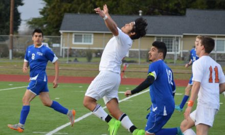 Soccer: Centralia's big 2nd half does in Rochester