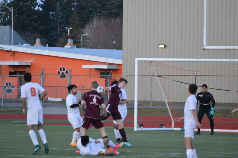 Soccer Centralia handles Montesano in non-league affair