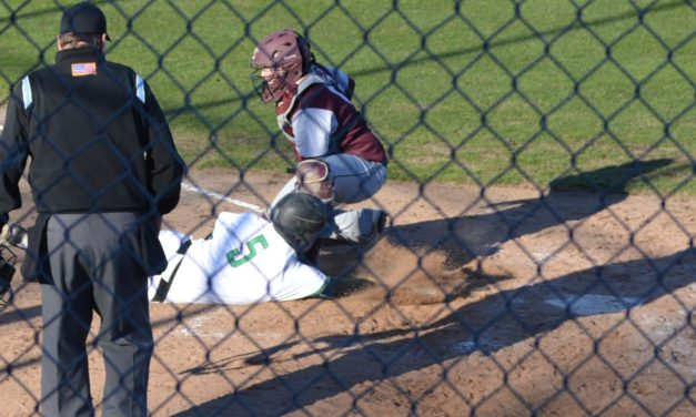Baseball: Montesano scores twice in the top of 7 pull out 3-2 win at tumwater