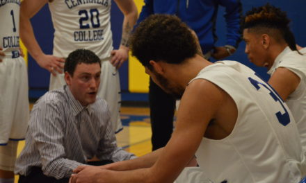 Centralia College: Men's Blazer Hoops fall short of comeback, season ends