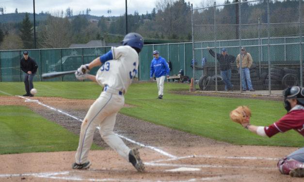 College Baseball: Blazers stumble late against Pierce as Raiders roll