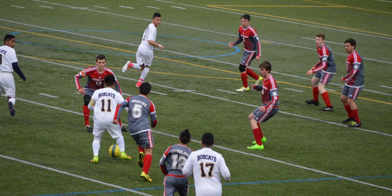 Soccer: Aberdeen posts big win over rival Hoquiam 1-0