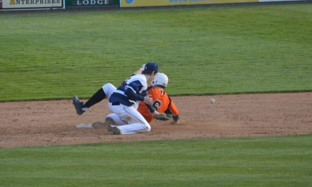 Baseball: Centralia pulls off the old hidden ball trick to help secure their 3rd straight league win