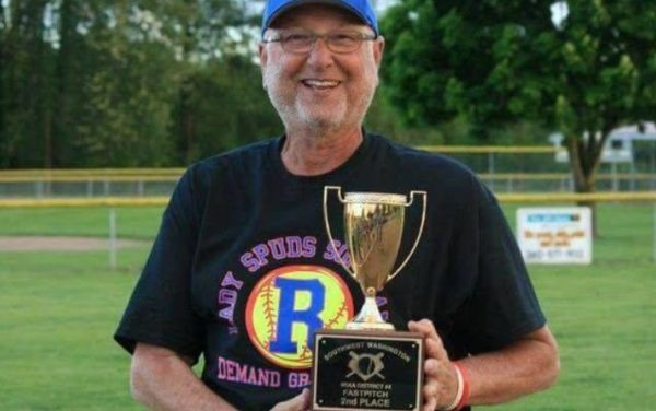 Ridgefield Fastpitch Coach Dusty Anchors is an inspiration for all